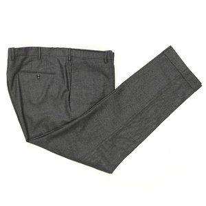 Incotex Technowool Flannel Wool Dress Pants 42X32